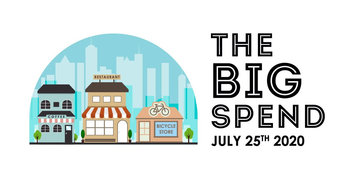 The Big Spend Logo
